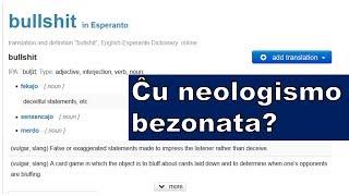 Mi bovfekas bovfeke pri bovfekado | Esperanto vlogo