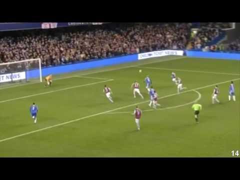 HD Nicolas Anelka - All goals 08/09 Golden boot