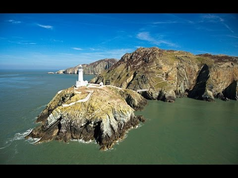 South Stack Lighthouse, Holyhead , Wales