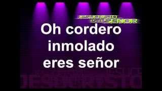 Marcos Barrientos - Eres Rey De Los Cielos. (letra)