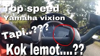 Download Tes top speed yamaha vixion Mp3