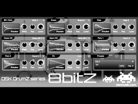 8bitZ VST by DSK