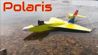 RC Airplane Polaris | РУ модель самолета Поларис