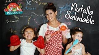NUTELLA SALUDABLE - MENU KIDS DELICIOUS (VIVI LYH)