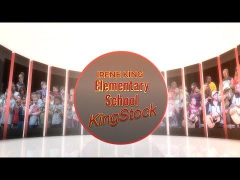 Irene King Elementary School Kingstock Spring Concert 2017