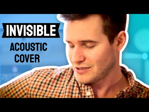 Hunter Hayes - Invisible (Cover by Andy Scalise)