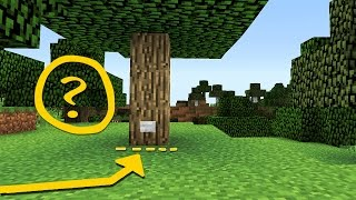 Minecraft: Awesome Secret Door / Base Tutorial - How to Make a Hidden House