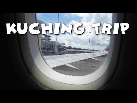 Kuching trip   Vlog - Day 1