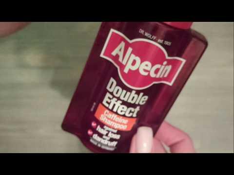 Шампунь для мужчин Alpecin Двойной Эффект против перхоти и выпадения волос 200 мл (4008666210562)