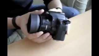Резиновая бленда - трансформер(Бленда для объектива из резины. Зачем она нужна читайте здесь http://photo-review.ru/vse-o-photo/zachem-nuzhna-blenda-na-obektiv.html., 2013-04-12T19:25:08.000Z)