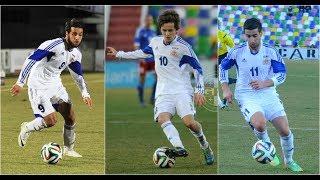 T. Okriashvili, J. Ananidze & G. Chanturia Highlights vs. Liechtenstein