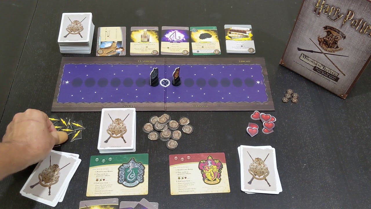 The Best 10 Harry Potter Board Games Of 2020 Ranking Reviews
