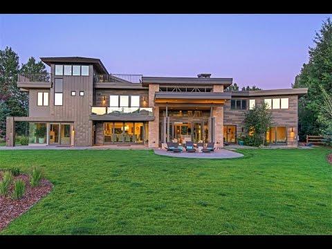 Exquisite Contemporary Estate in Park City, Utah