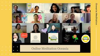 Too busy? Continue meditating! : Online Meditation Oceania