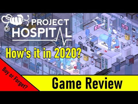 Is This The Best Hospital Tycoon Game? | Project Hospital 2020 Review