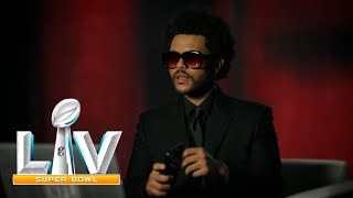 The Weeknd - NFL 2021 Full Interview