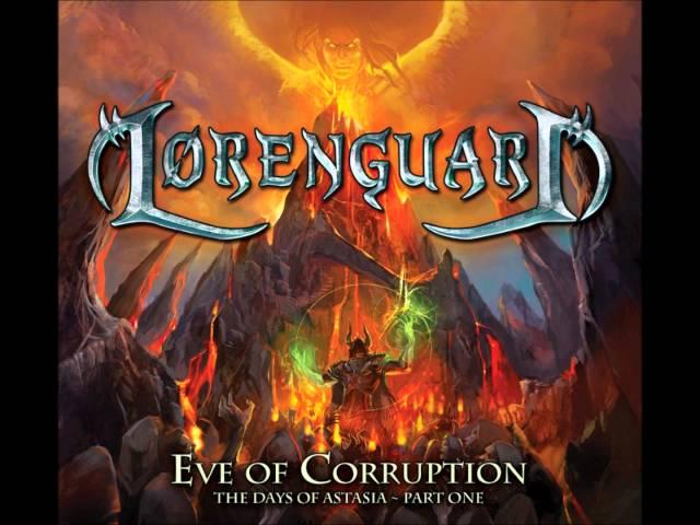 lorenguard eve of corruption