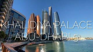 Красивые виды из отеля Khalidiya Palace Rayhaan by Rotana 5 короткий обзор от Viko Travel