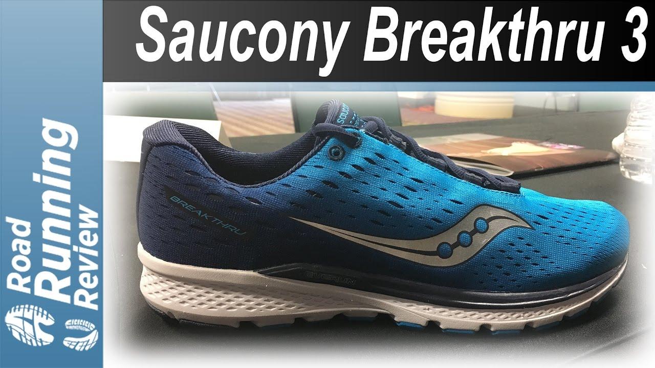 saucony breakthru 3