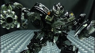 MPM-6 Masterpiece Movie IRONHIDE EmGo&#39s Transformers Reviews N&#39 Stuff