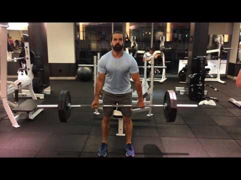 Essam Ferris Weight Lifting