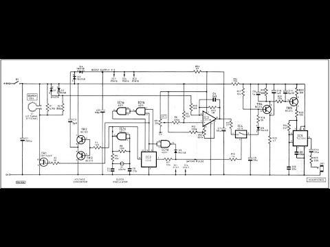 Homemade PI metal detector-air test depth-Part 1- Импульсный металлодетектор- Часть 1