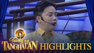 Tawag ng Tanghalan: Ryan is proud to be the torchbearer of the Philippines in the Winter Olympics