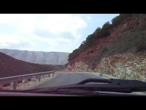 Rruga Berat-Mbreshtan HD