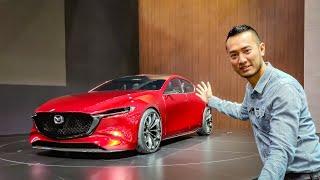 Mazda3 đời mới 2019 cực đẹp và giá mềm chuẩn bị ra mắt Việt Nam   XEHAY