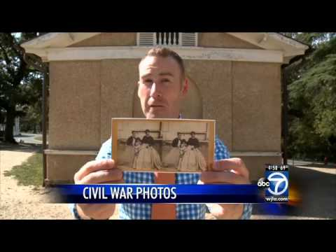 Slave photo discovered from Robert E. Lee