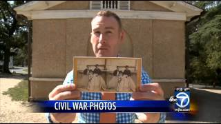 Slave photo discovered from Robert E. Lee's home