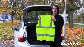 Kwik Fit - Winter Car Kit to Keep in Your Boot