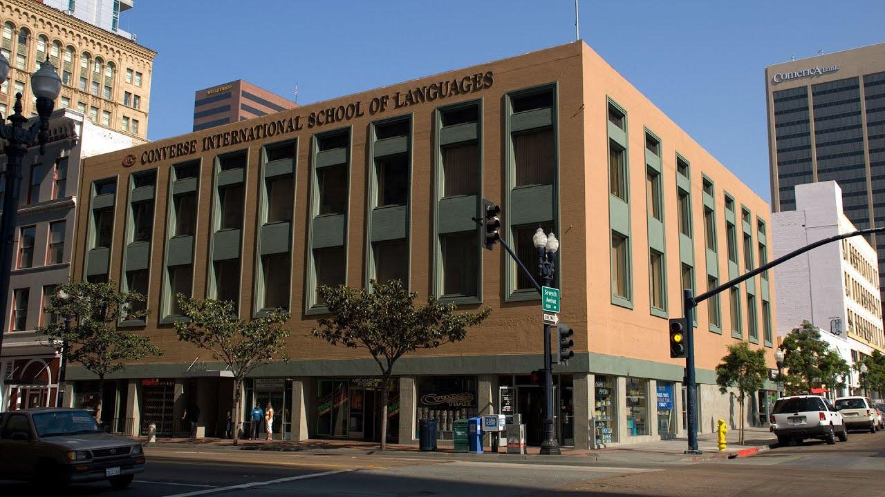 Cisl San Diego English School Tour Youtube