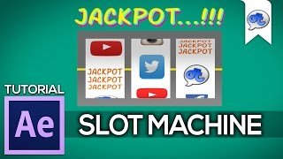 Adobe After Effects | TUTORIAL #14 : SLOT MACHINE (Bahasa Indonesia)
