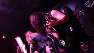 Decrepit Birth - Jurassic Park Theme Intro - Prelude To The Apocalypse  - The Resonance (Live NYC)