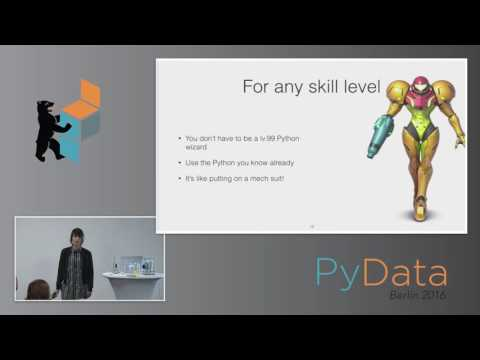 Jessica Palmer - Python and TouchDesigner for Interactive Experiments