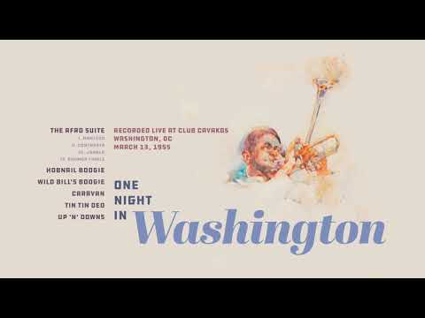 Dizzy Gillespie: One Night in Washington (1955)