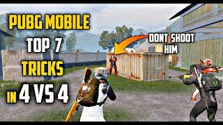 Only 0.001% People know this Tricks in PUBG Mobile