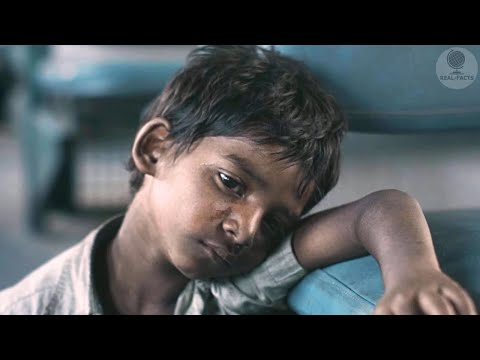 The boy got lost at the railway station. 25 years later, his story shocked the whole world