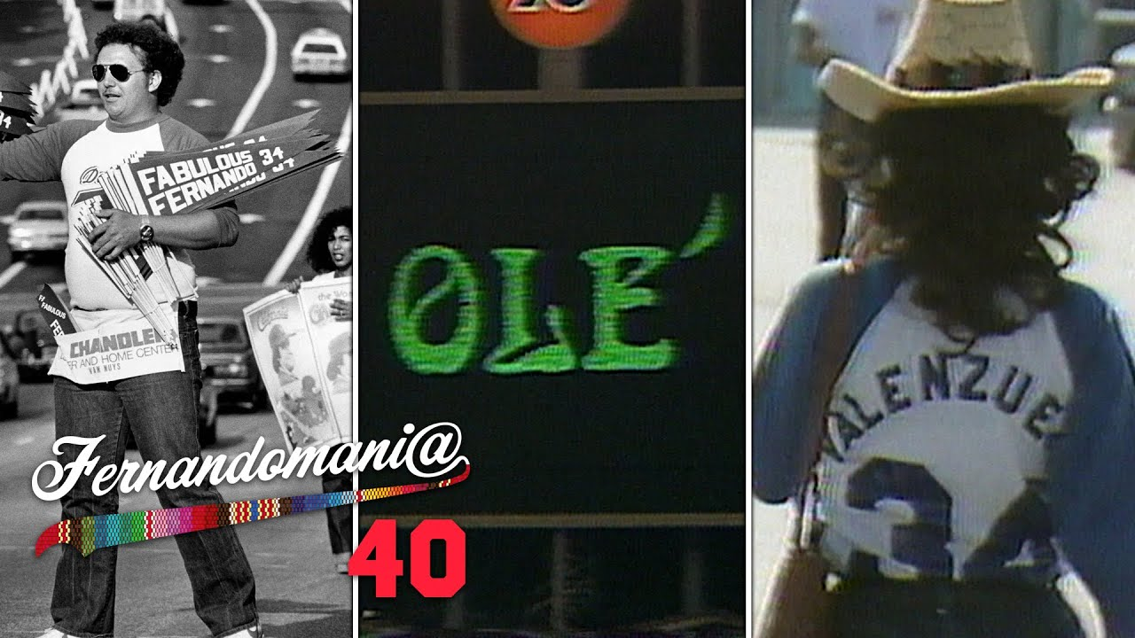 Download Fernandomania changed the Dodgers fanbase forever | Fernandomania @ 40 Ep. 6