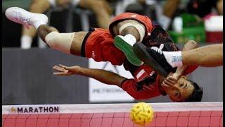 sepak takraw putara indonesia vs vetnam 2 0 asian games 2018