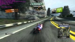 Burnout Paradise - Bike Gameplay - EVGA GT430 [720p]