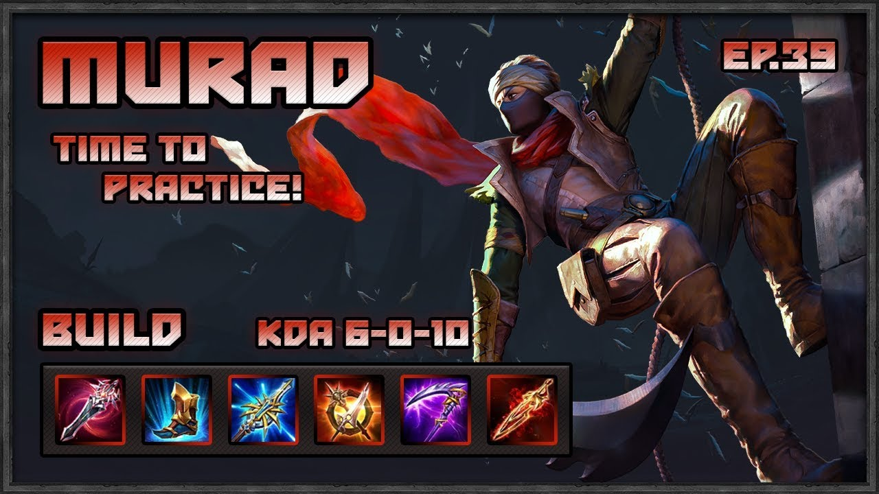 Arena Of Valor Murad Purchased Time To Learn Him