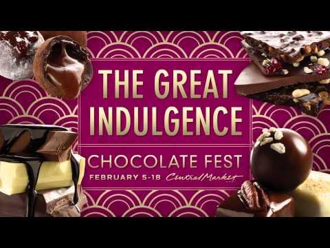 Central Market Chocolate Radio 2014