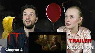 IT CHAPTER TWO - Official Teaser Reaction!