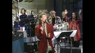 Steve Winwood on Letterman, August 13, 1986, Stereo