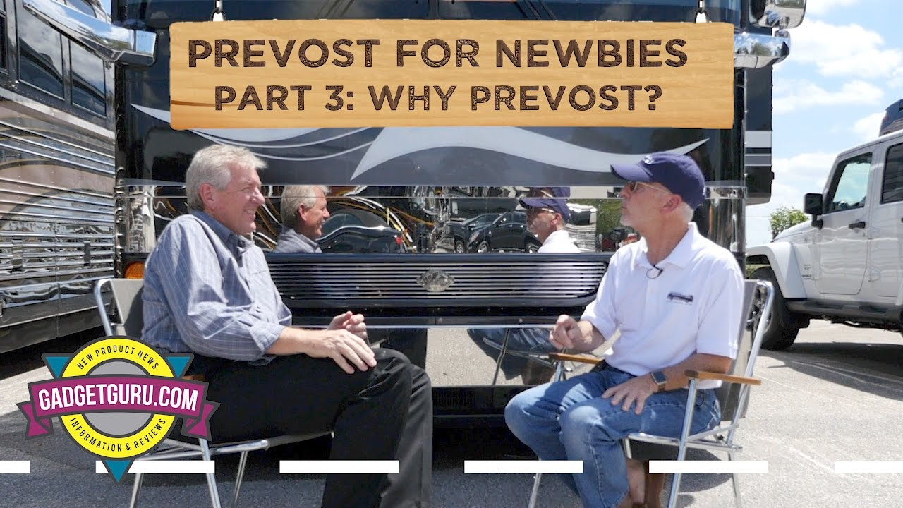 Should You Buy A Pre Owned Prevost Or A New Class A Motorhome