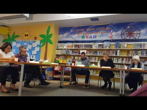 Amagansett School Board Mtg. 4-17-2018