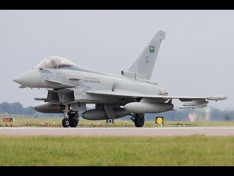 Saudi Arabia Kini Miliki 72 Unit Eurofighter Typhoon