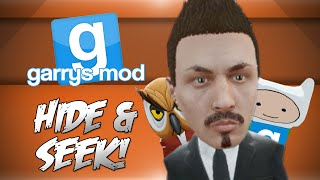 GMod Hide & Seek! - COLLEGE EDITION! (Garrys Mod Funny Moments)